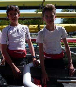 Jonas und Artem