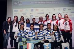 Coastal Rowing Weltmeisterschaft