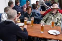"""Kaiserwetter zum Anrudern im RV """"Weser"""" Hameln"""