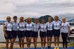World Rowing Masters Regatta 2017