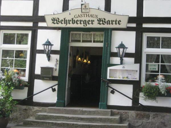 Blaue Band der Weser