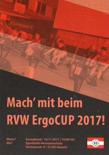 Hamelner ErgoCup @ Sporthalle Hermannschule Hameln | Hameln | Niedersachsen | Deutschland
