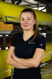 Julia Klemm Trainerin Rennrudern